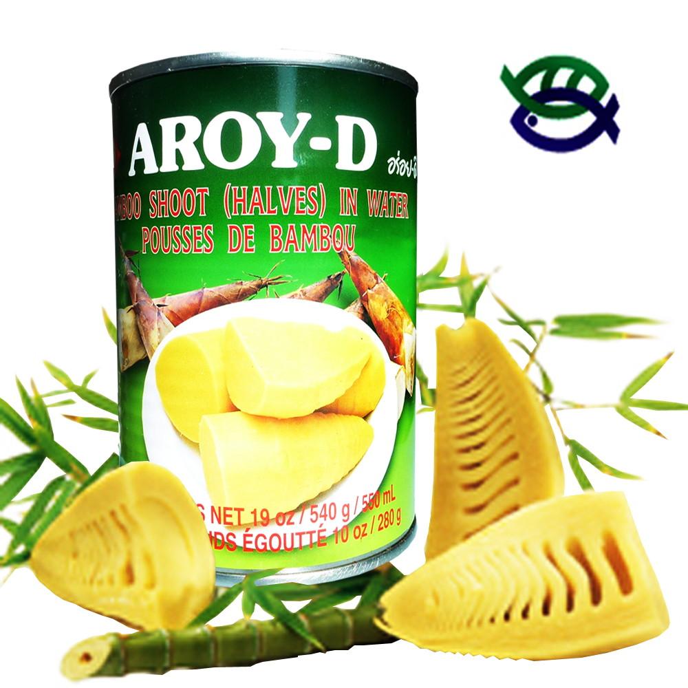 ростки бамбука AROY-D фото