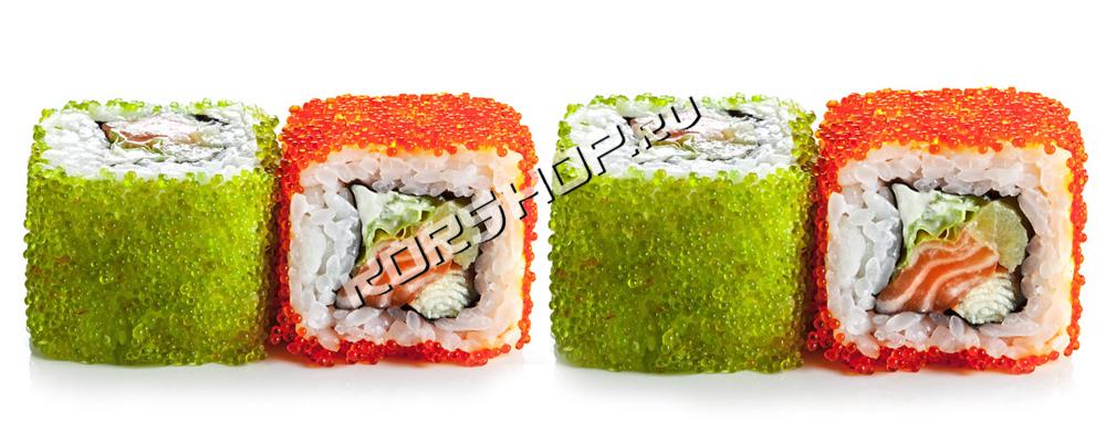 green caviar икра летучей рыбы зеленая фото