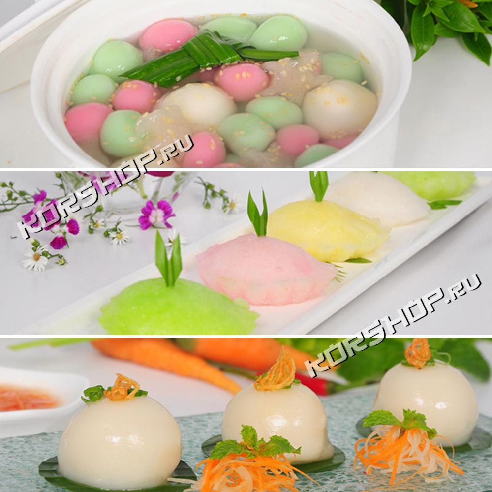 вьетнамская рисовая мука рецепты фото